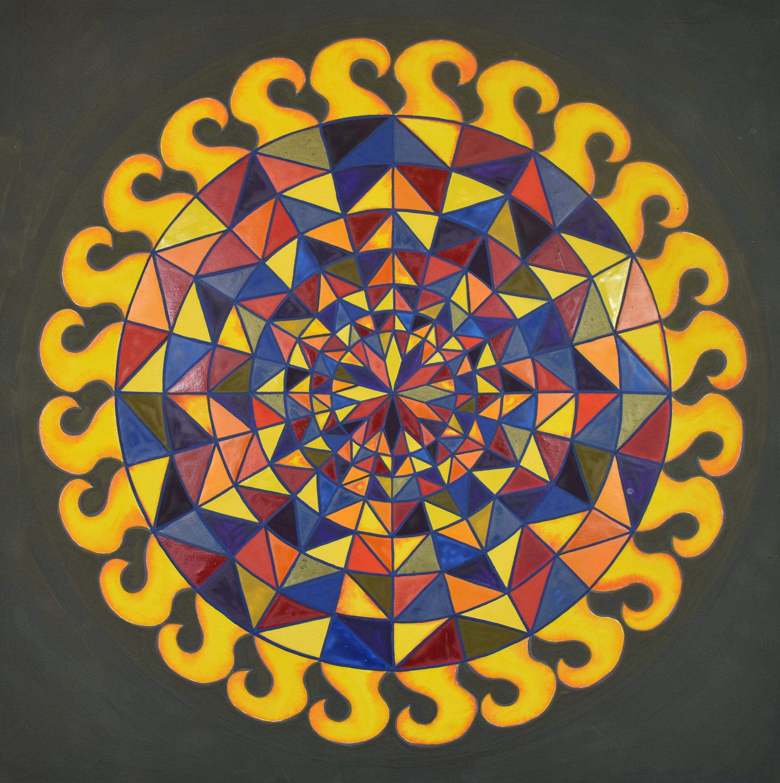 """#73 """"Mandala LV"""""""