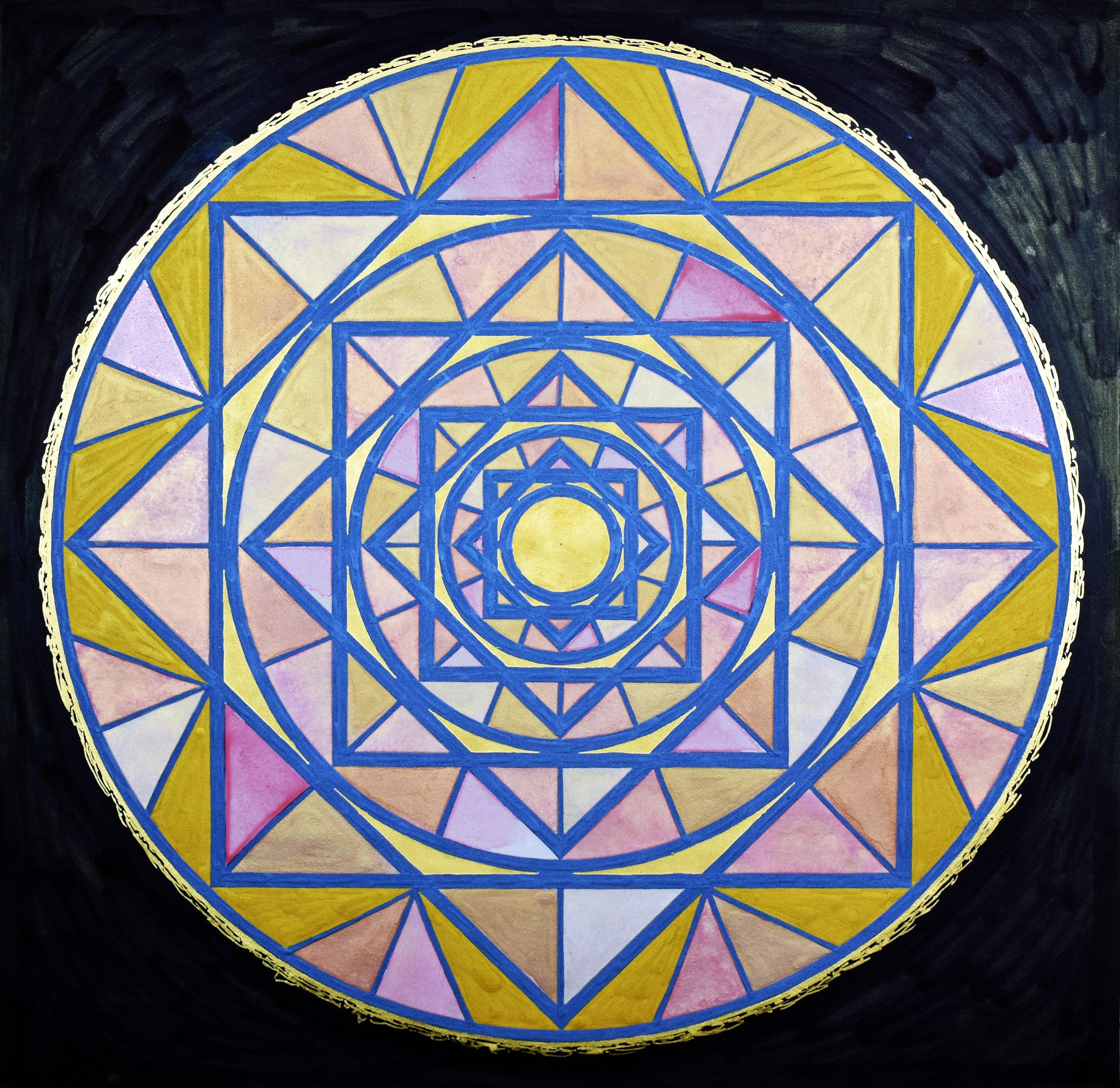 """#90 """"Mandala LXXI"""""""