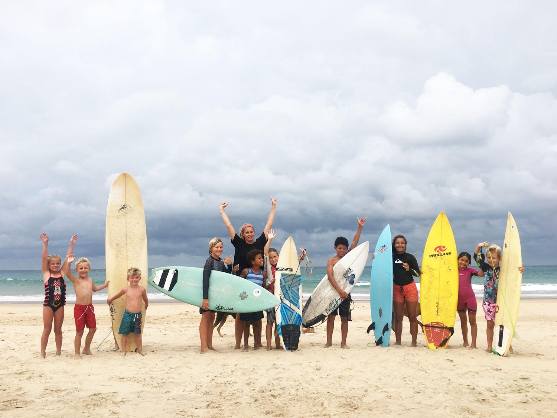 Liquid Kids Surf School -
