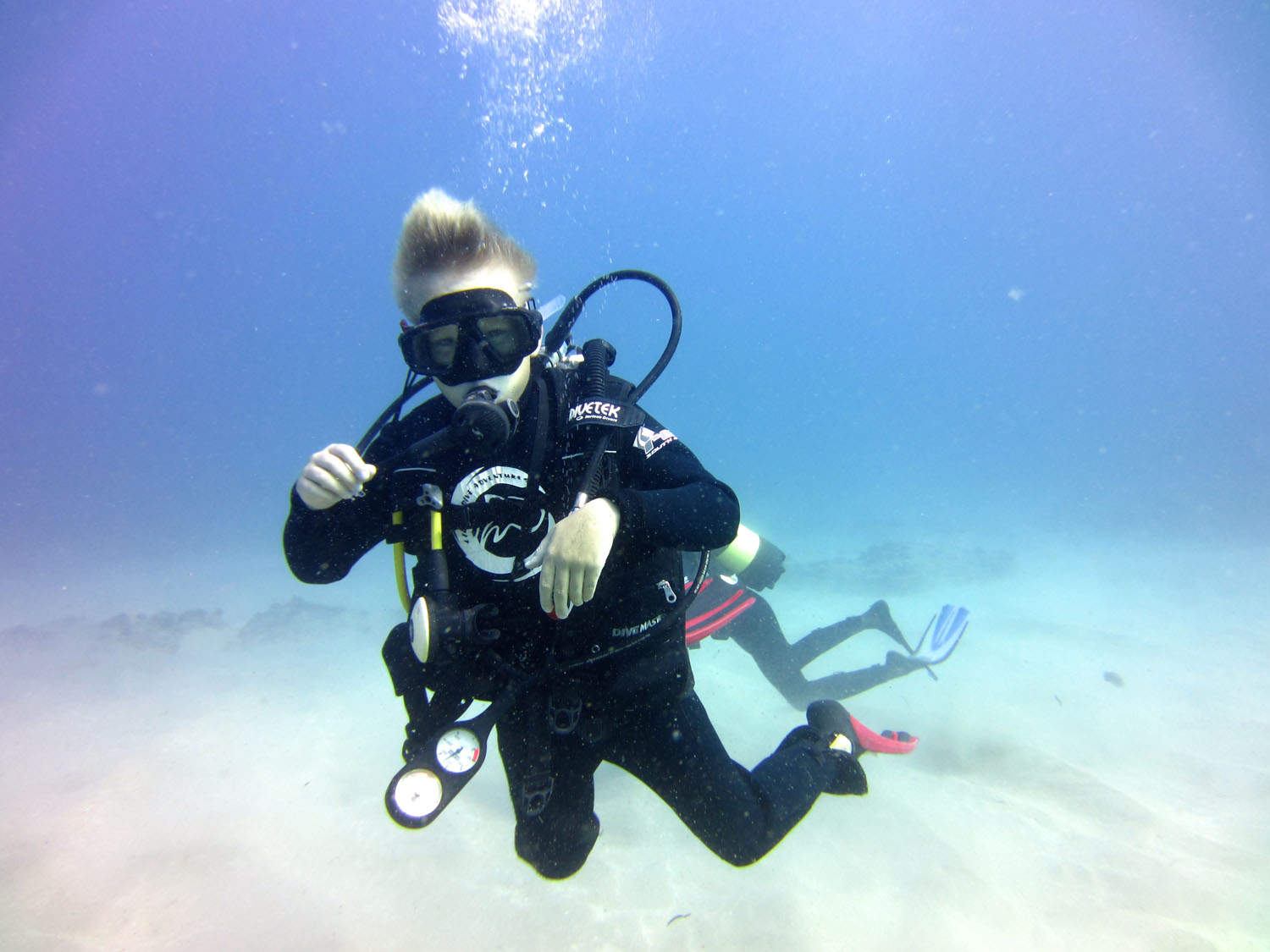 DIVING IN MOZAMBIQUE - PADI COURSES, FREEDIVING AND FUN DIVES