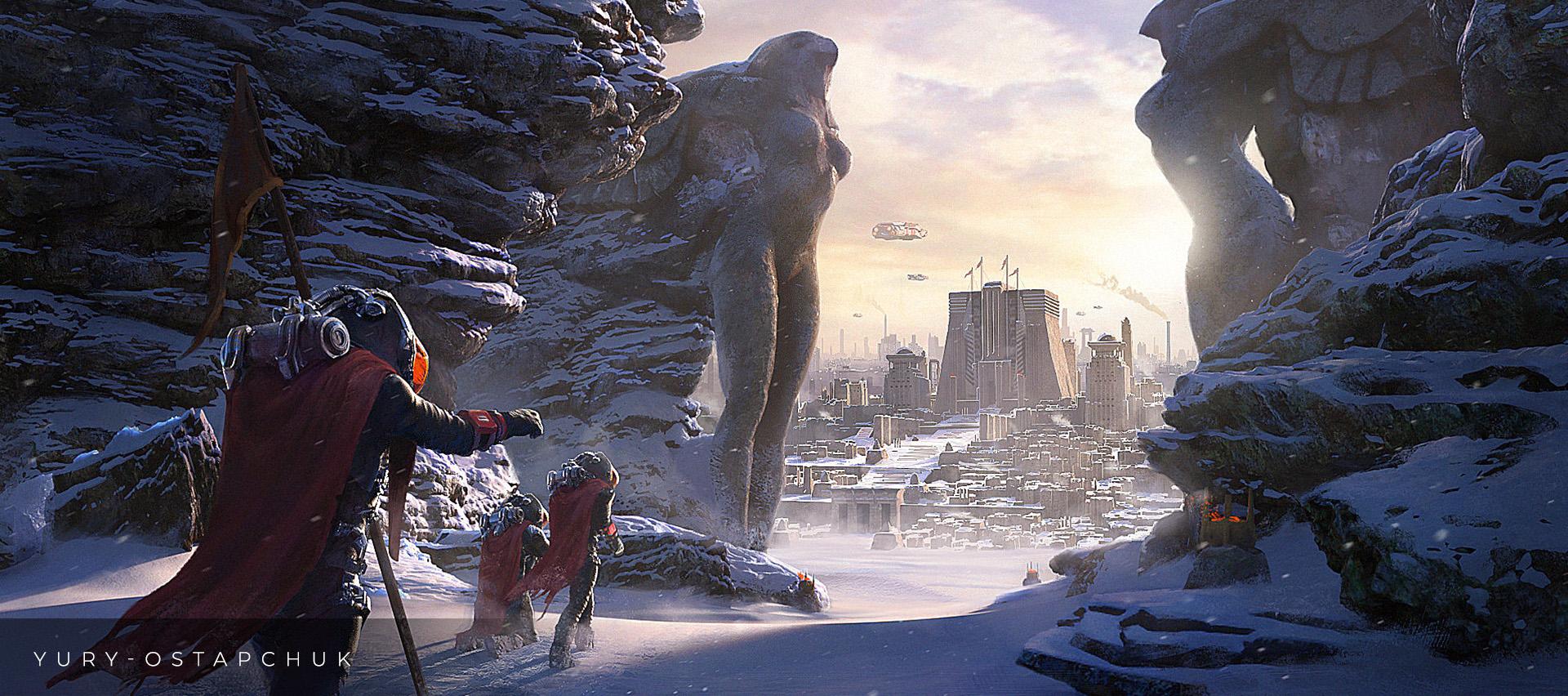 8yury-ostapchuk-yury-ostapchuk-yury-ostapchuk-scene-rocks-snow-statues-sunset-05.jpg