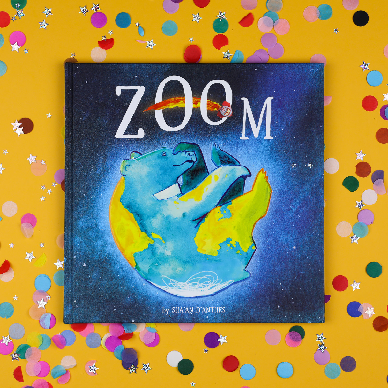 Zoom (kindle version - US$8.05)