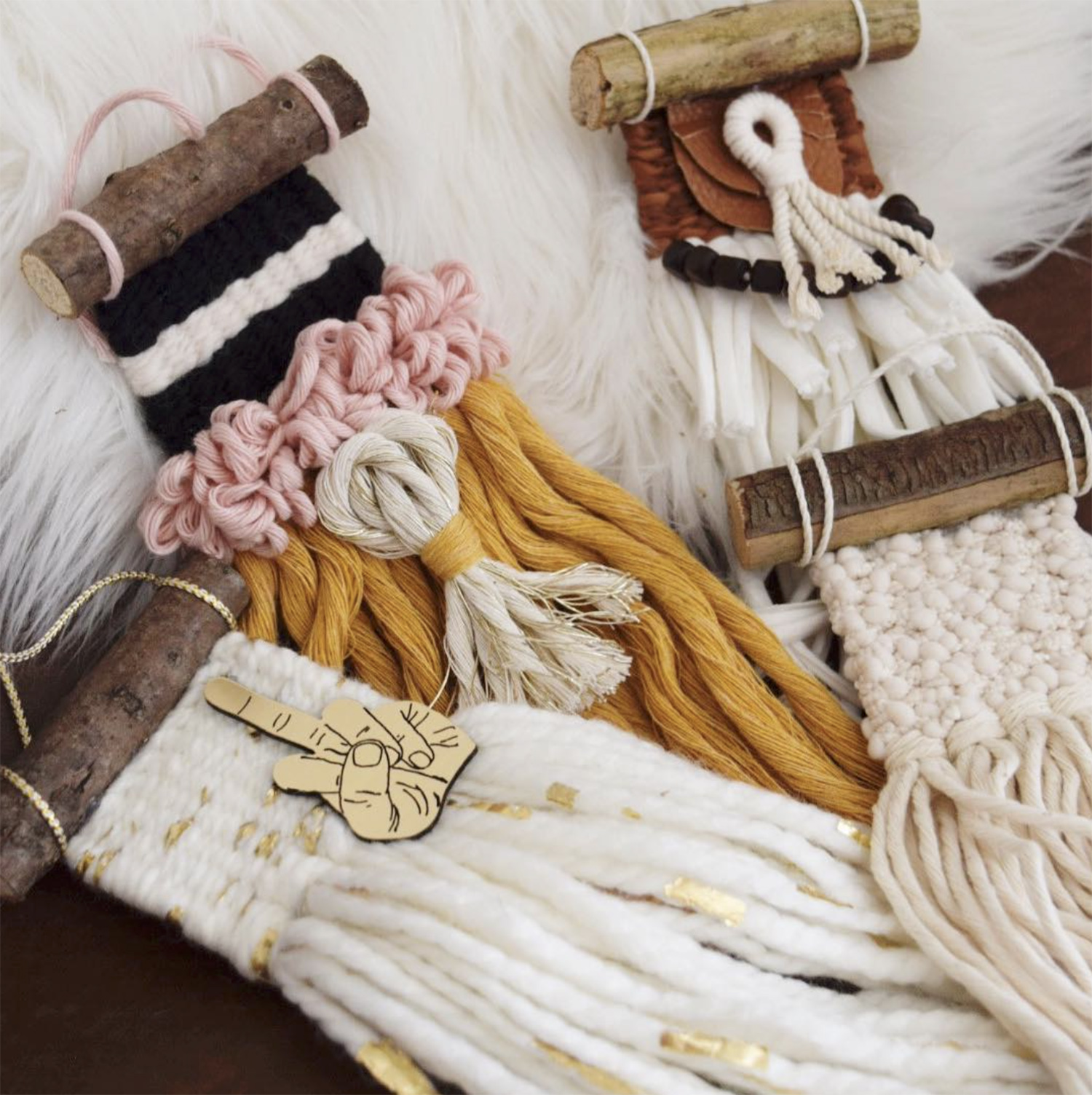 Mini weaves (sold out)