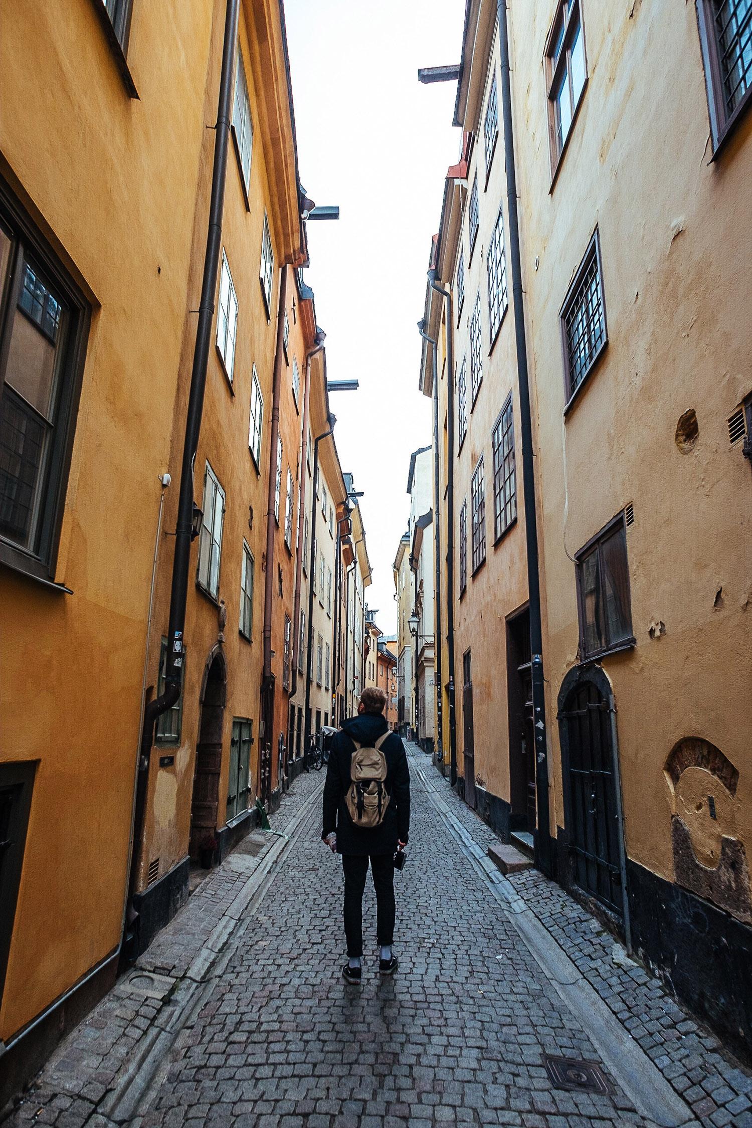 Stockholm |  @robjbye
