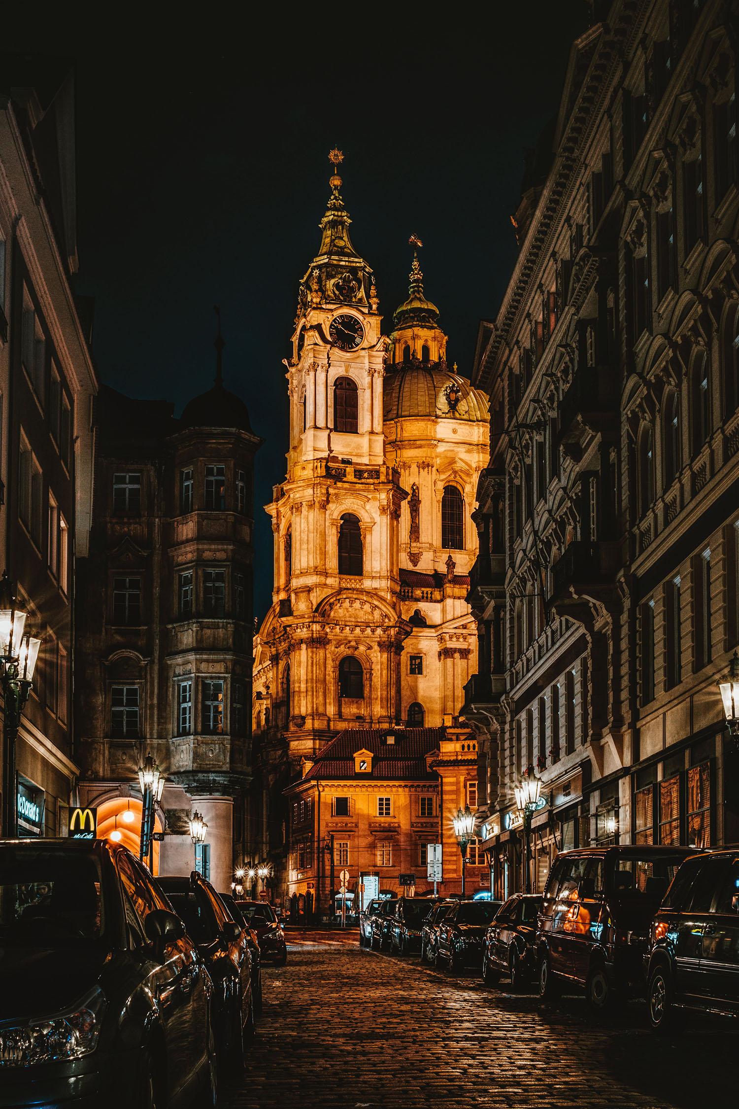 Prague |  @felix_mittermeier