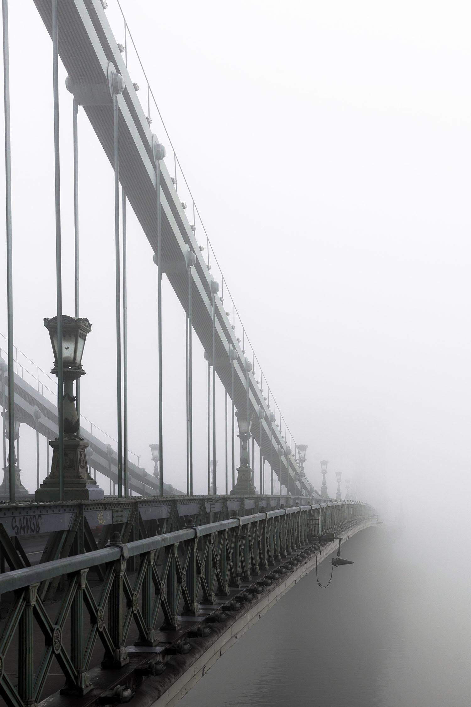 Széchenyi Chain Bridge |  @danesduet