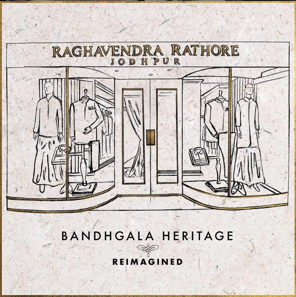 Raghavendra Rathore - Image credit: @raghavendra.rathore
