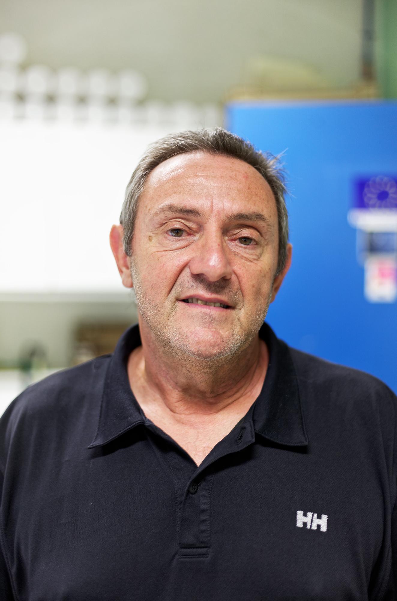 Antoine Orsini, faculté de Corse