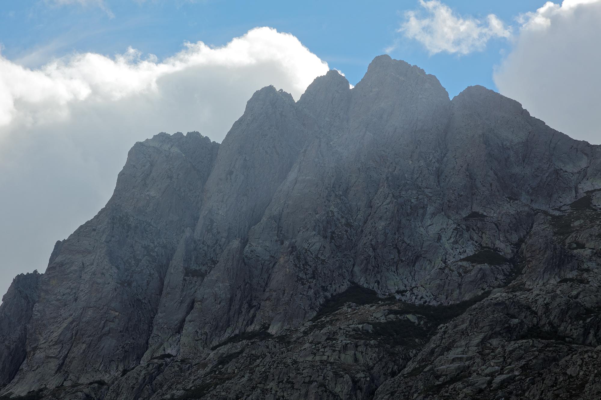 Monte Lombarduccio, 2261 mètres d'altitude