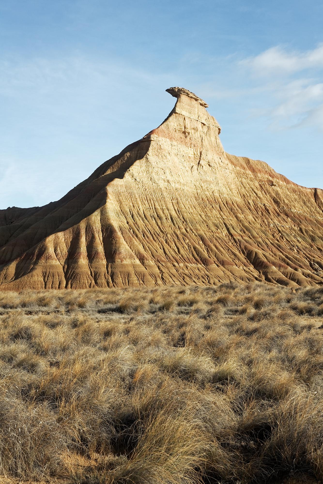 L'érosion façonne la roche pour lui donner cette forme singulière, Espagne