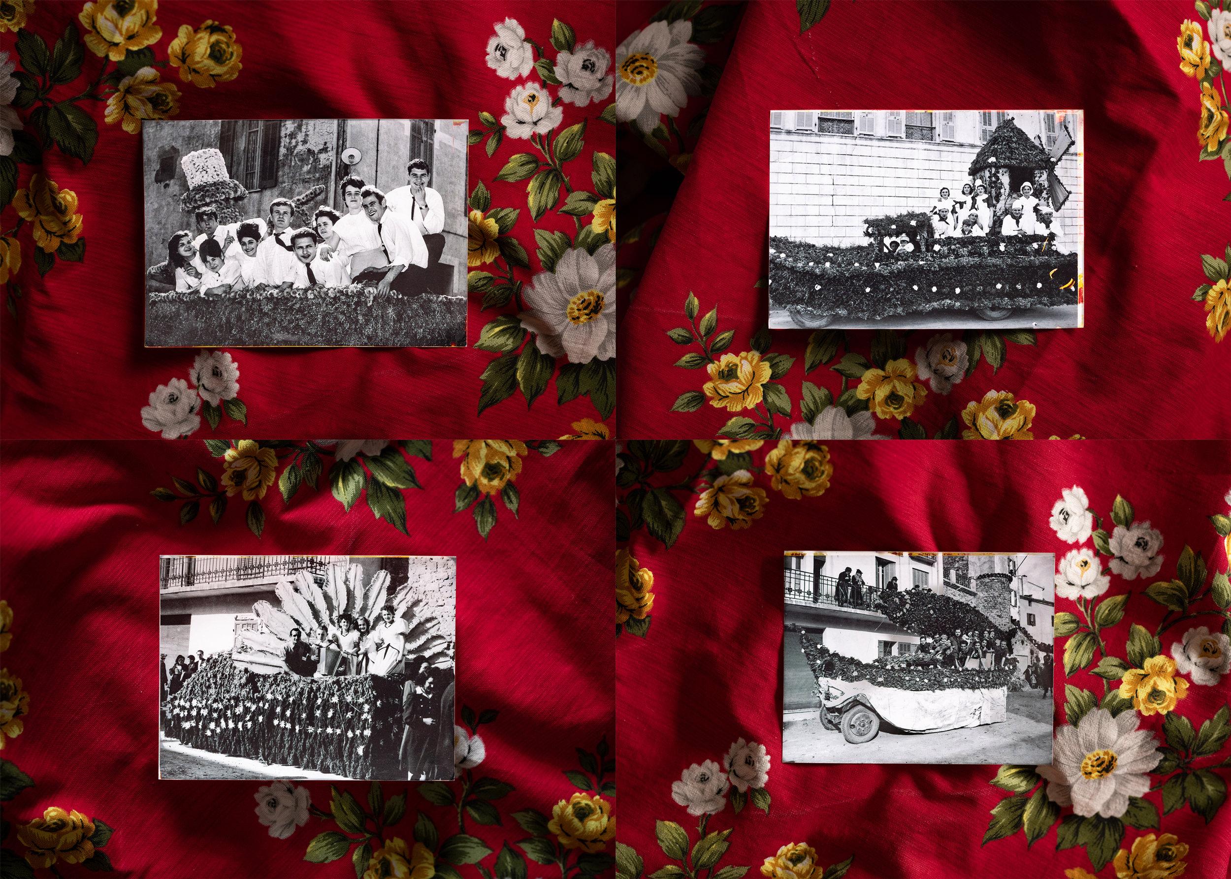 Photos historiques, Roquebrune-sur-Argens