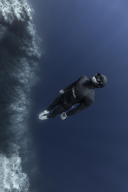 Photo : Michael Kaziales -  Immersion sur le reef du Blue Hole de Dahab, Égypte