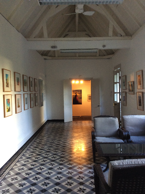 Agartha Gallery - Port-Louis, Mauritius, July-August 2016Solo exhibition