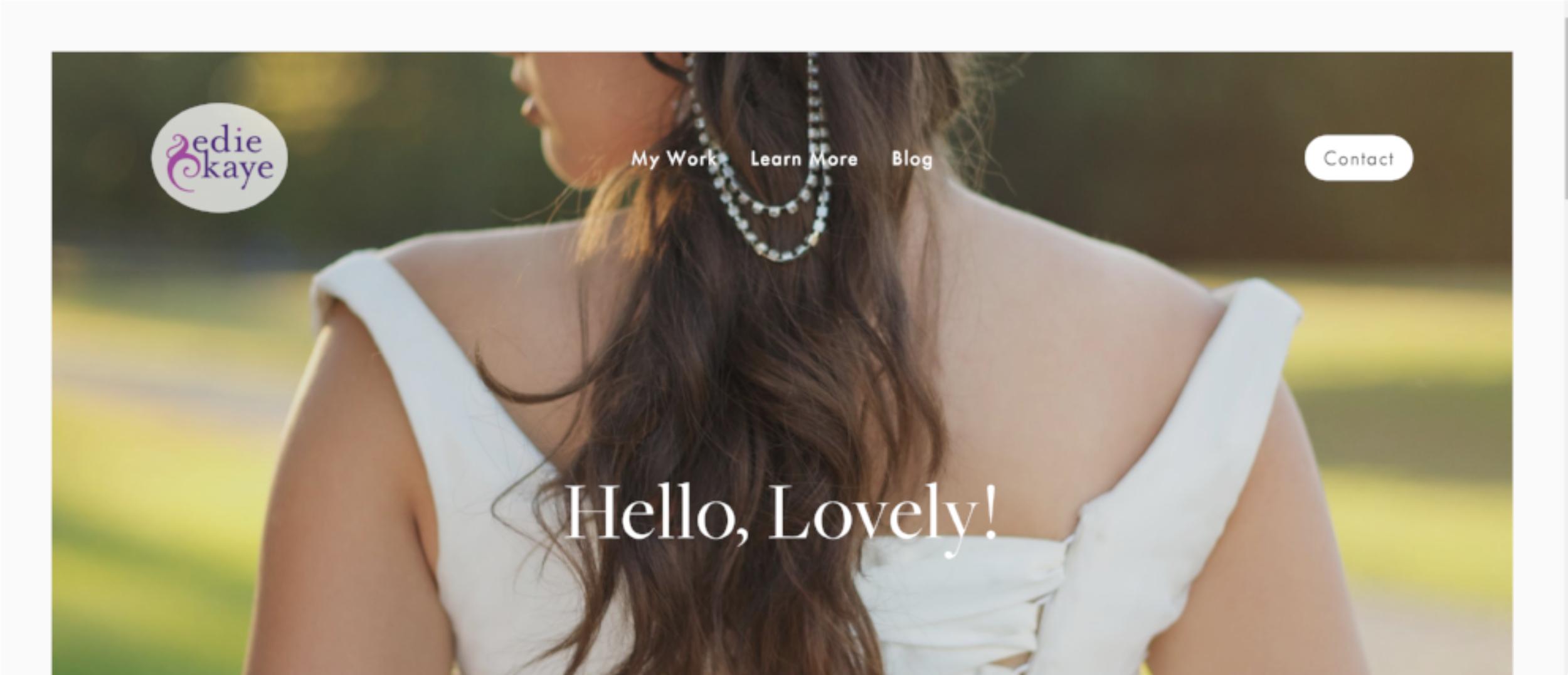Custom Wedding Gown Maker