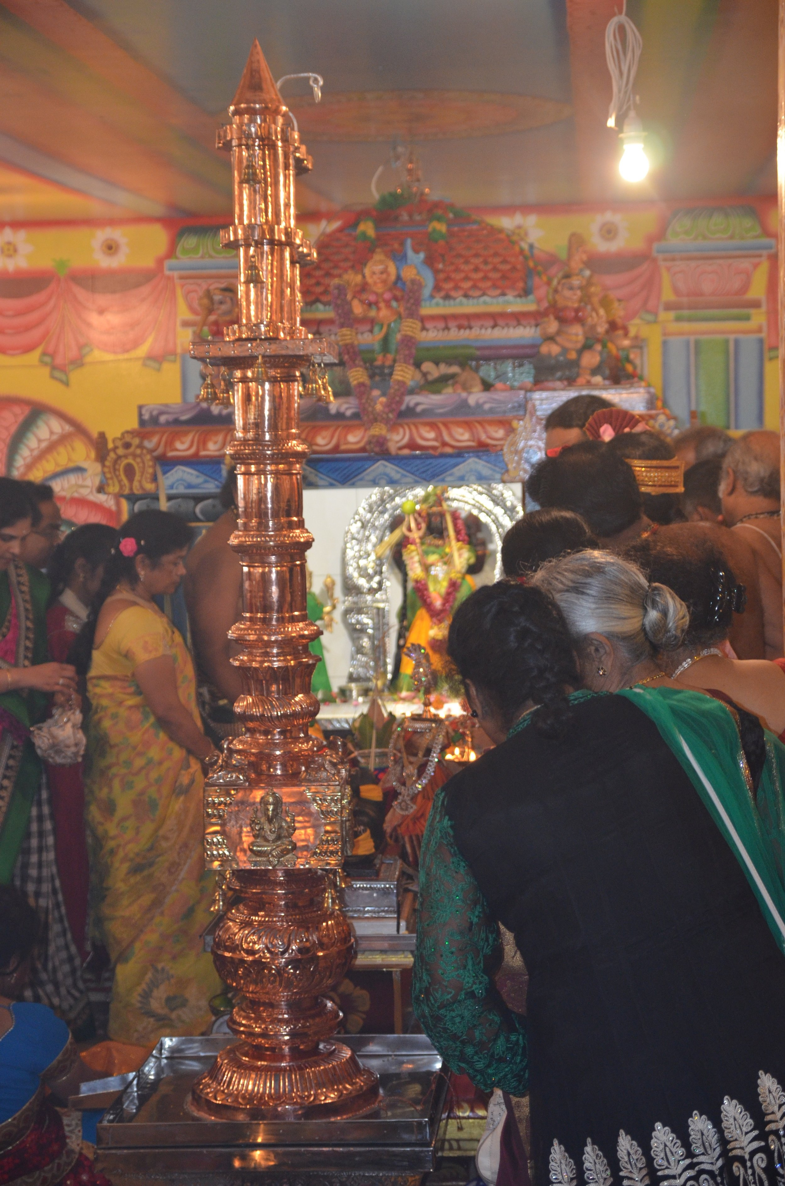 kampen gjør Hindu astrologi