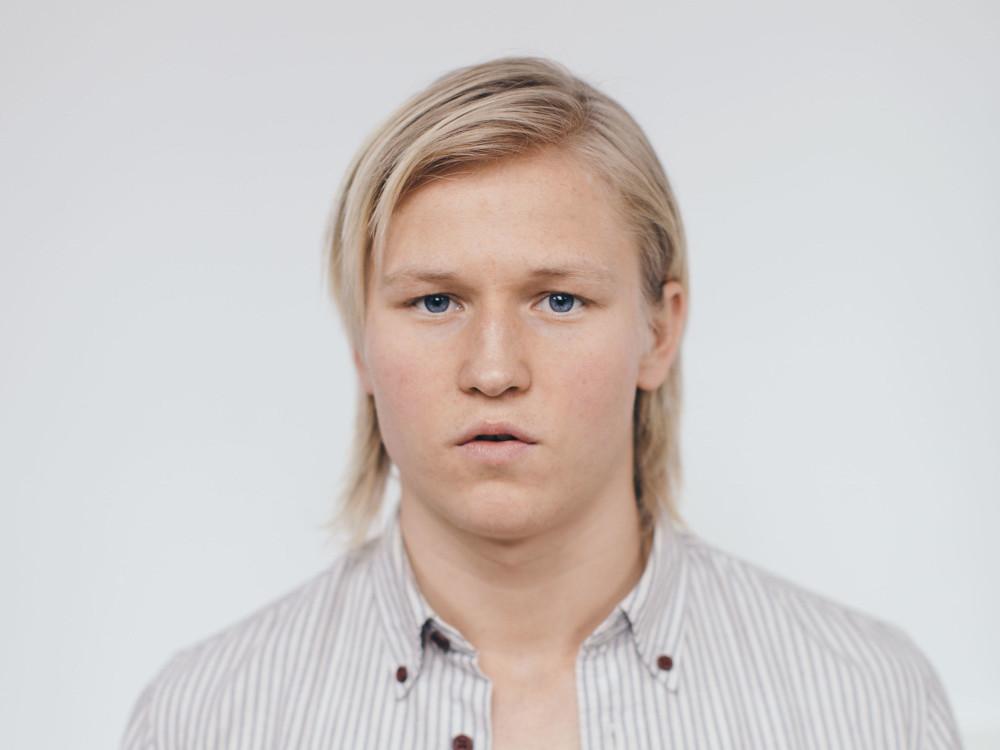 Anders Lillesæter, lærerstudent OsloMet