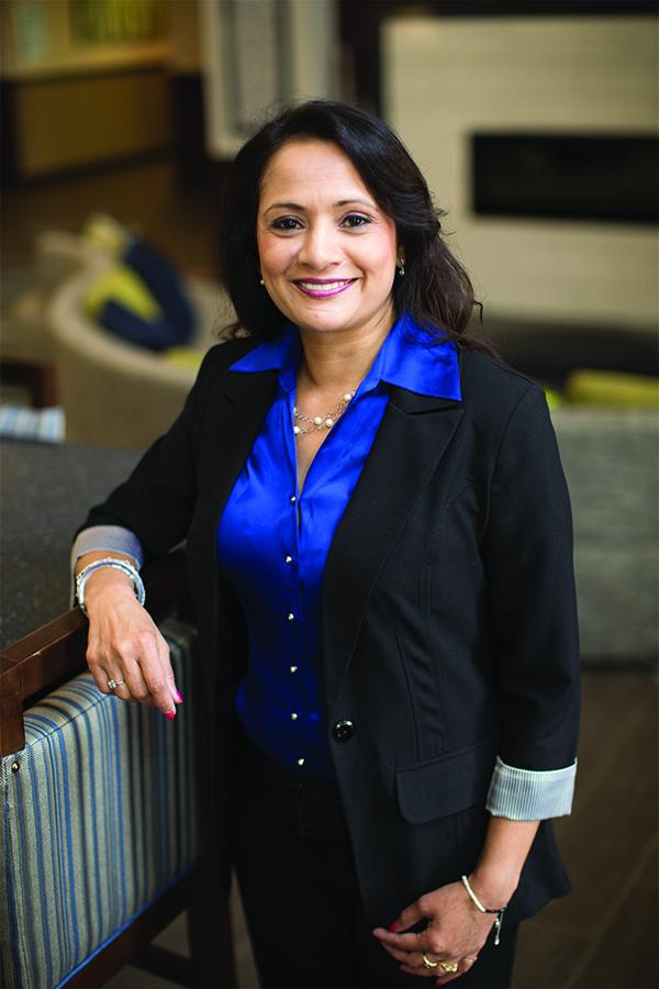 Nina Patel  |  COO    (click for bio)