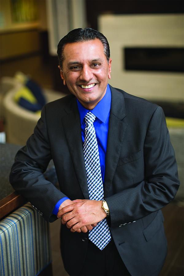 Robert Patel  |  President & CEO    (click for bio)