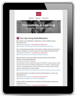 AHLA Connections to Learning iPad.png