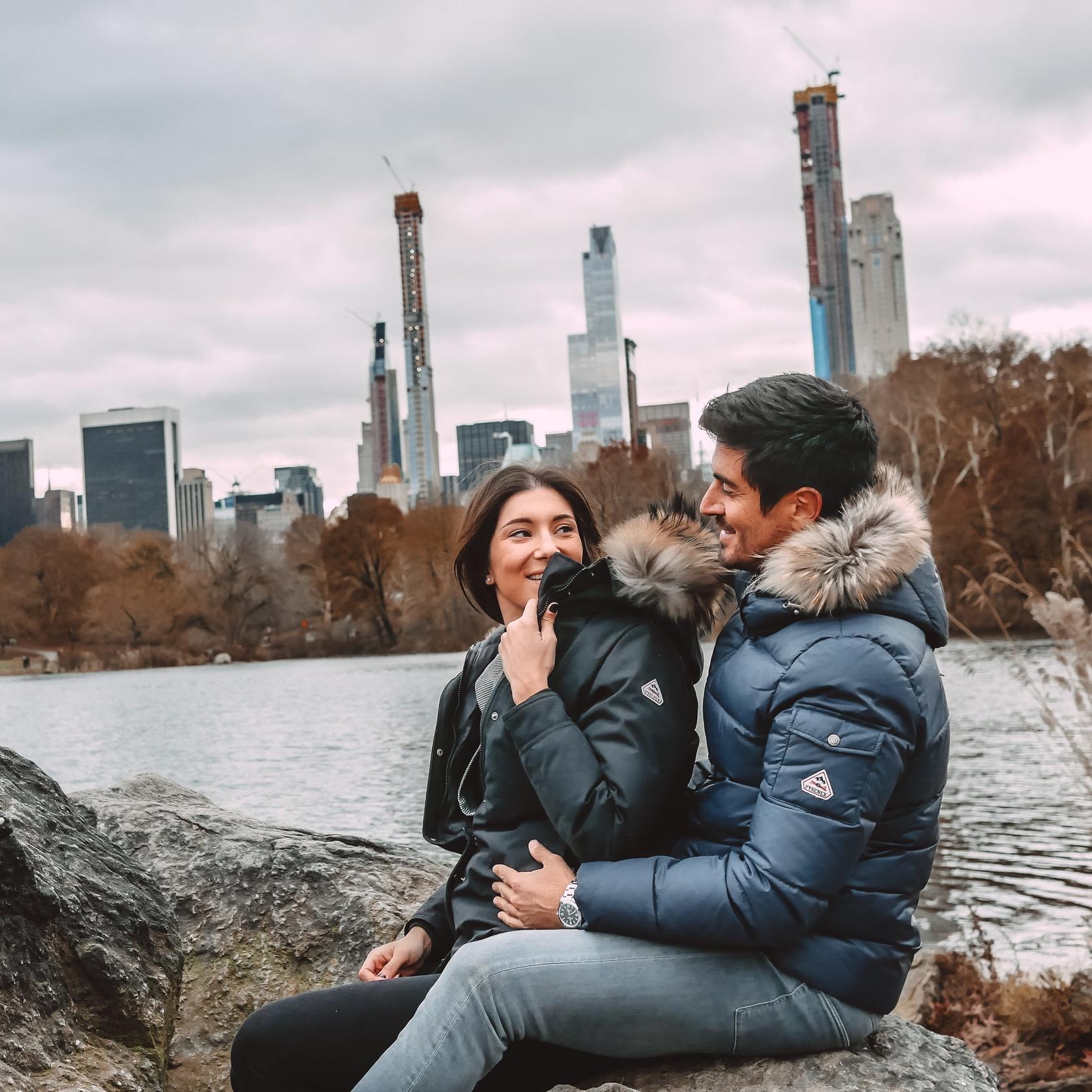 Découvrir la magie de New York City en plein hiver. -