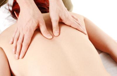 Therapeutic Table Massage