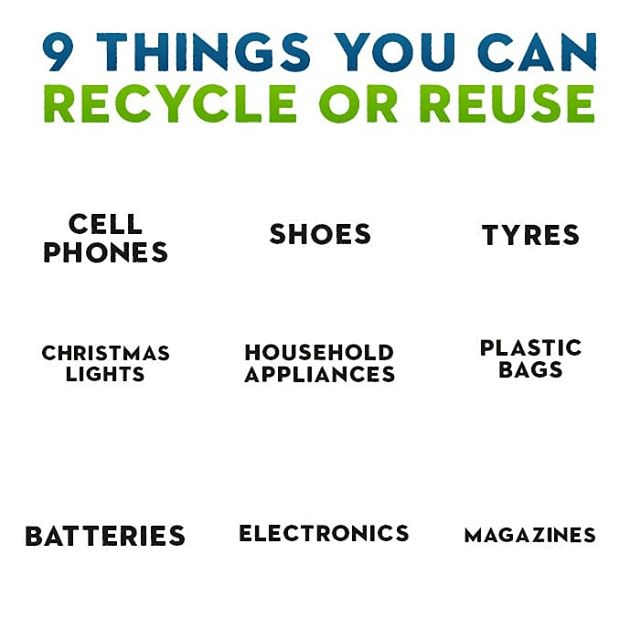A Summer Clean Out is a great way to make extra space around the house and also help save the planet by recycling or reusing ♻�💚 _⠀⠀⠀⠀⠀⠀⠀⠀⠀ We'll be back to posting more pictures of our bottle tomorrow but you can turn on post notifications for our account if you enjoy these helpful tips. Click on the 3 dots above this picture �� _⠀⠀⠀⠀⠀⠀⠀⠀⠀ #zerowaste #zerowastelife #banthebag #wastefree #plasticfree #plasticsucks #waronwaste #zerowastehome #healthyliving #sustainableliving #plantbased #protecttheearth #saveouroceans #gogreen #ecolife #recyclable