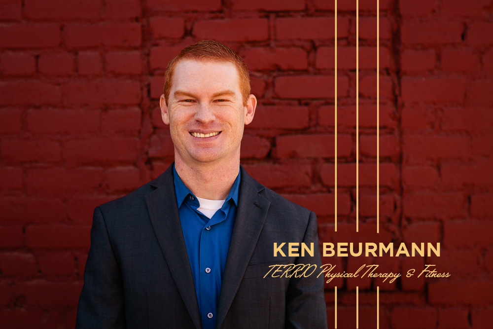 Photo of Ken Beurmann