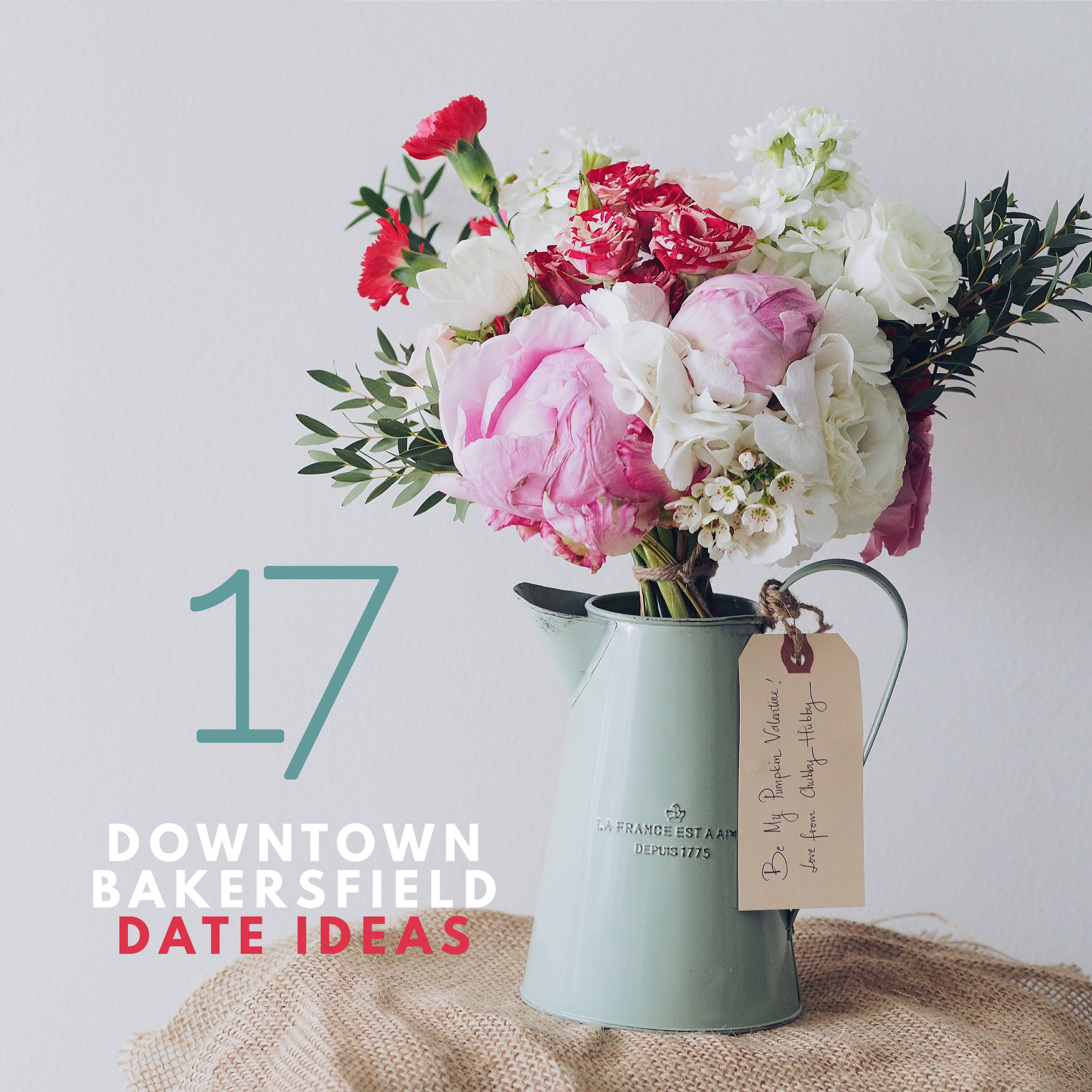 17 Date Ideas in Downtown Bakersfield - Looking for a place to go or something to do with your Valentine? 17th Place Townhomes has you covered! These downtowners have put together a great list of 17 date ideas in downtown Bakersfield to celebrate the month of L.O.V.E.