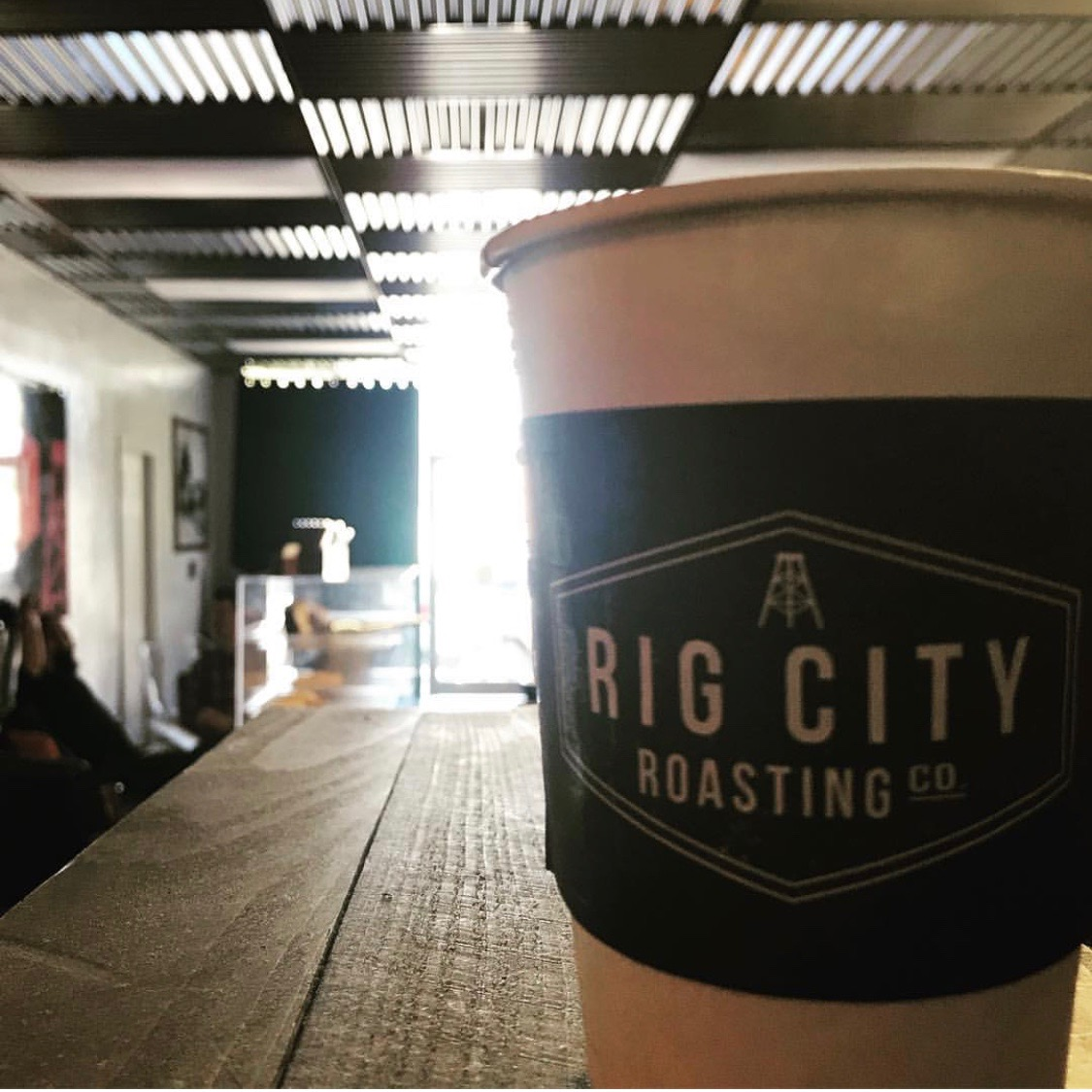 Photo via Rig City Roasting Co