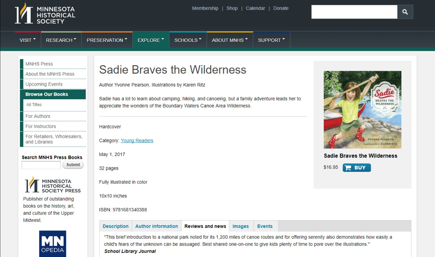 Sadie Braves the Wilderness image.jpg