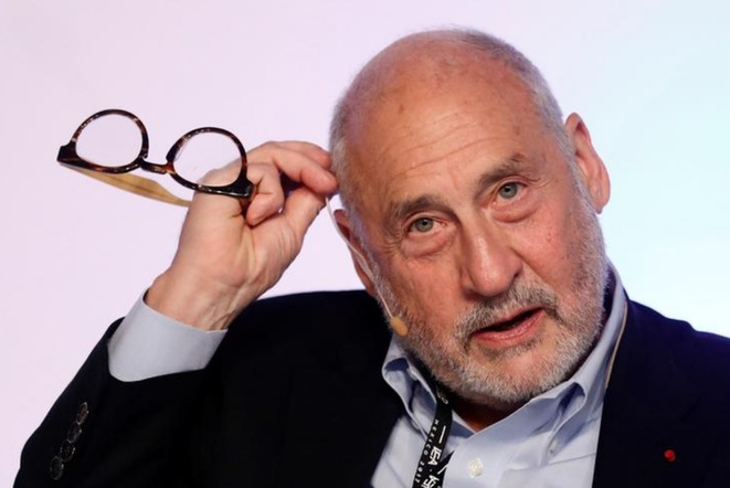 Joseph Stiglitz in Mexico, June 2017. © Reuters