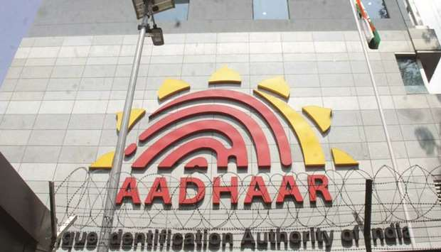The world's largest biometric database – Aadhaar – is in India.