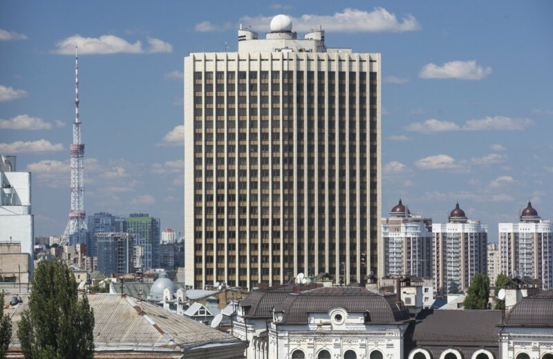 The State Fiscal Service building in Kyiv, photographed in August, 2018. The service's tax authorities have been trying to crack down on aggressive transfer pricing practices by companies. Photo by UNIAN