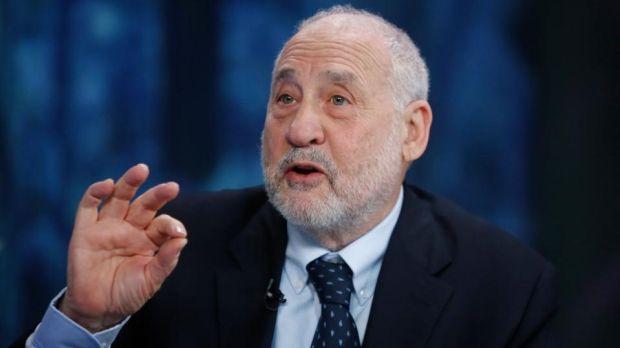Nobel prize-winning economist Joseph Stiglitz: Ireland 'is not only a tax haven. It is not a good citizen of the EU.' Photograph: Simon Dawson/Bloomberg