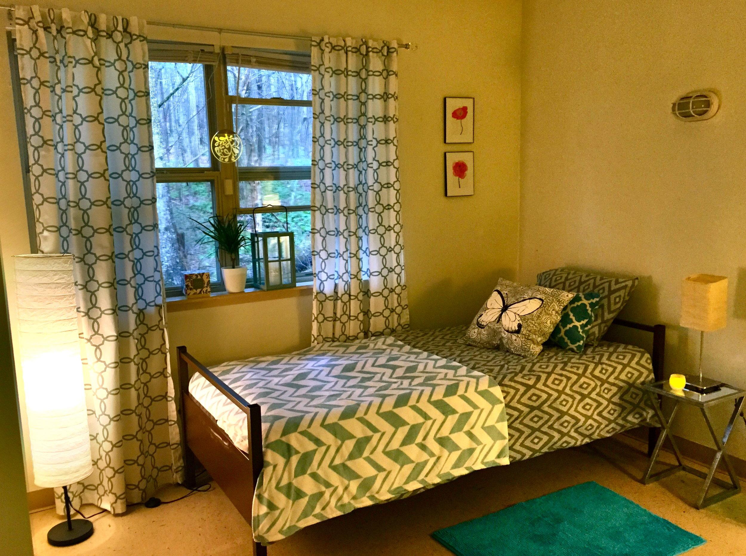 Homestart Bedroom After
