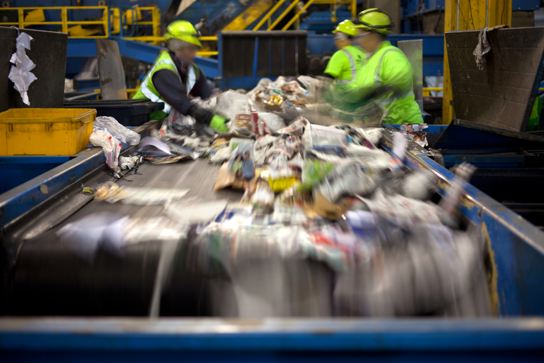 Recycling Belt Photo by hroe/iStock / Getty Images