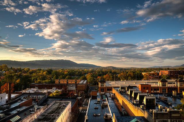 Autumn Morning by  Bob Mical