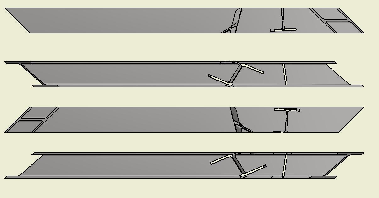 Leg Cut Plans