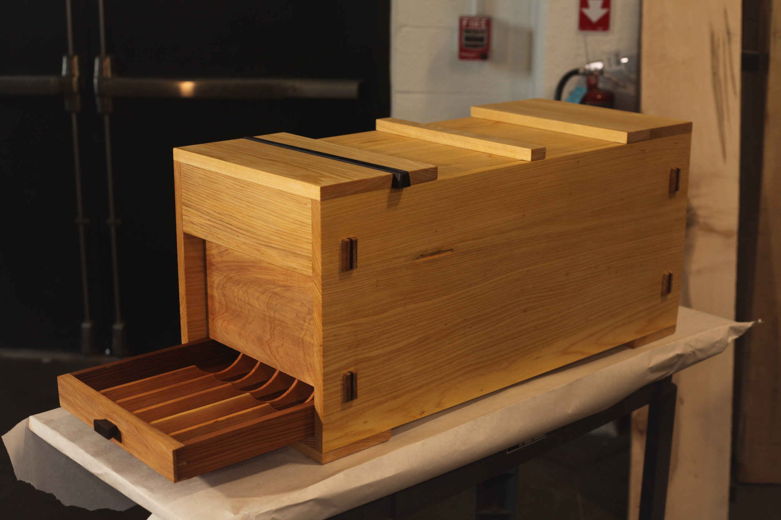 Japanese Toolbox Never Stop Building Crafting Wood