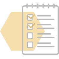 graphic of checklist