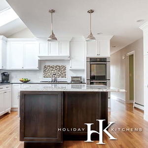 cover of holiday kitchen issue