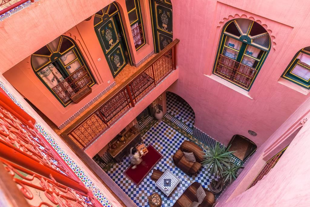 Marrakech for a night