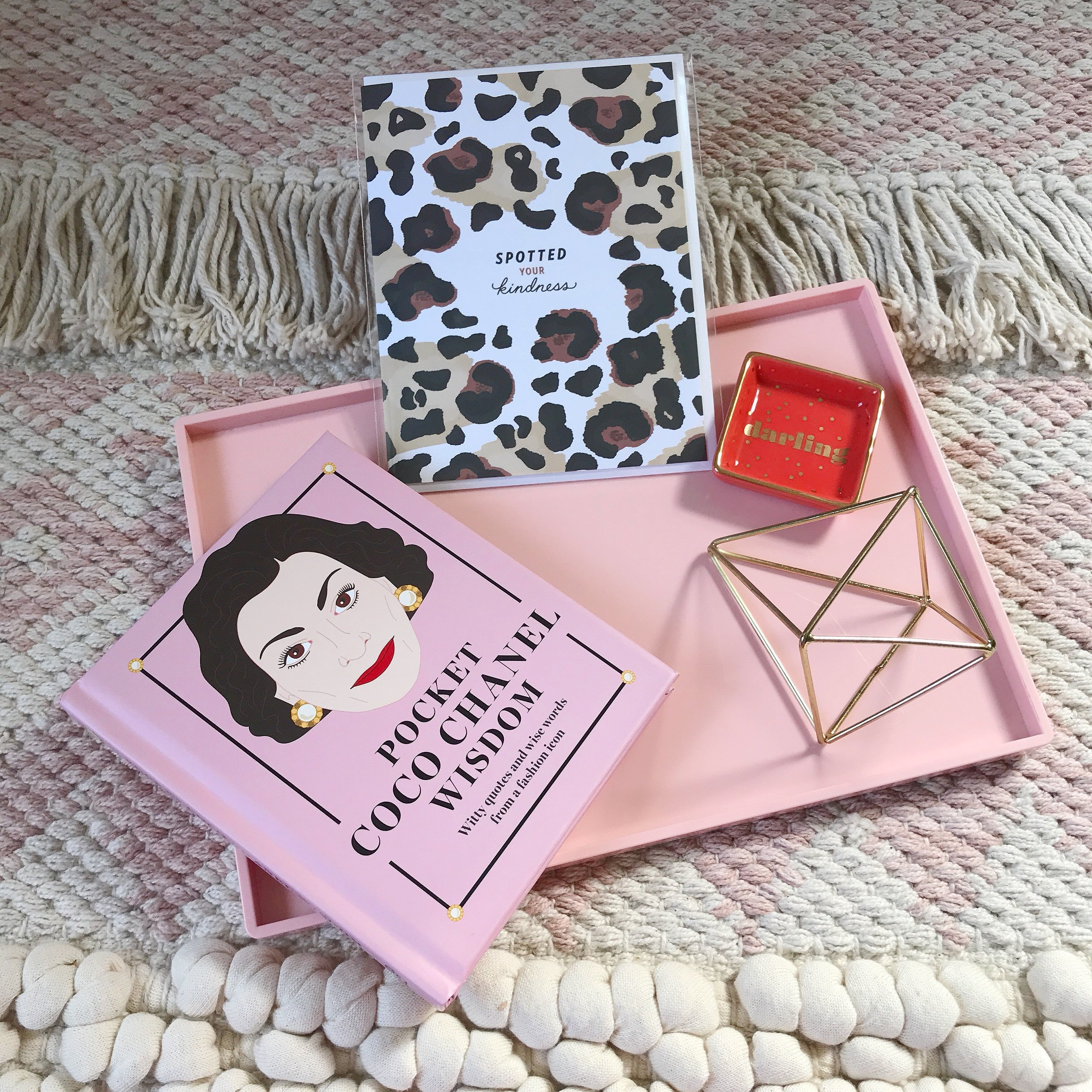 Goodies from Hazel + Dot and Sagebrushed