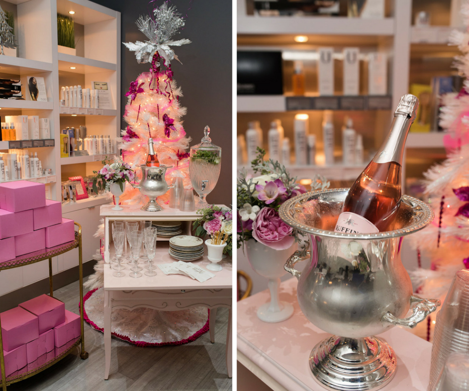 MARRY ME TAMPA BAY'S 2016 HOLIDAY COOKIE SWAP AT BLO: BLOW DRY BAR. PHOTO BY CAROLINE AND EVAN PHOTOGRAPHY.