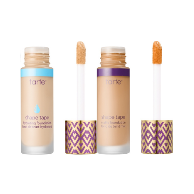 12. Tarte Double Duty Beauty Shape Tape Foundation - Now $23 until September 22! Regular $39Shape Tape Concealer's best friend, Tarte's new foundation is on sale in both matte and hydrating formulas.
