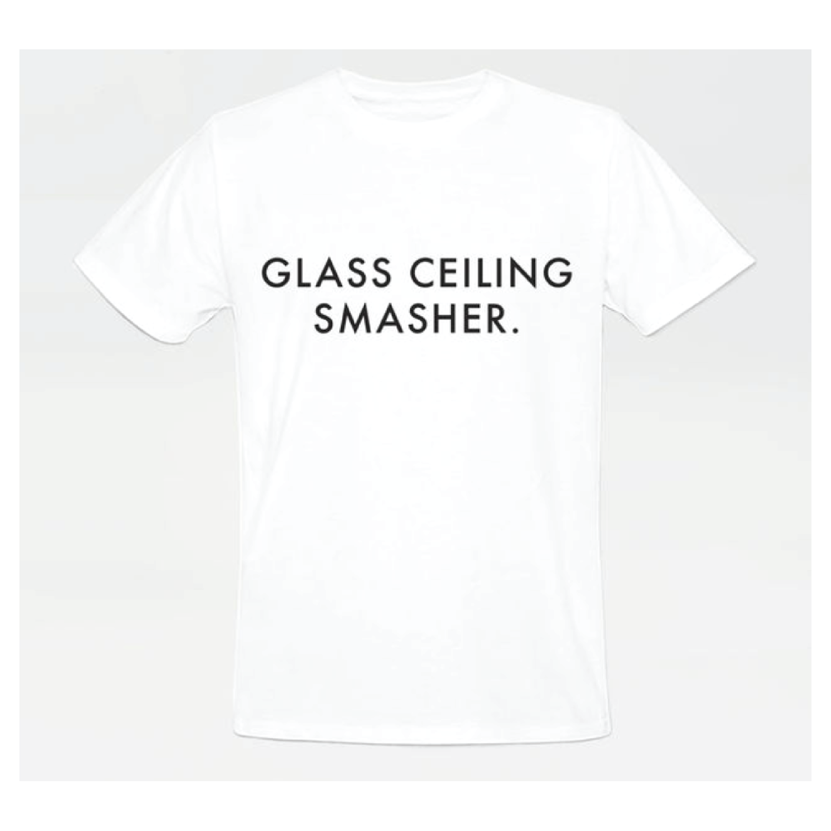 Glass Ceiling Smasher T-shirt - $30 on Living ProofLiving Proof has come out with a line of empowering t-shirts, perfect for the glass ceiling smashers in your life.