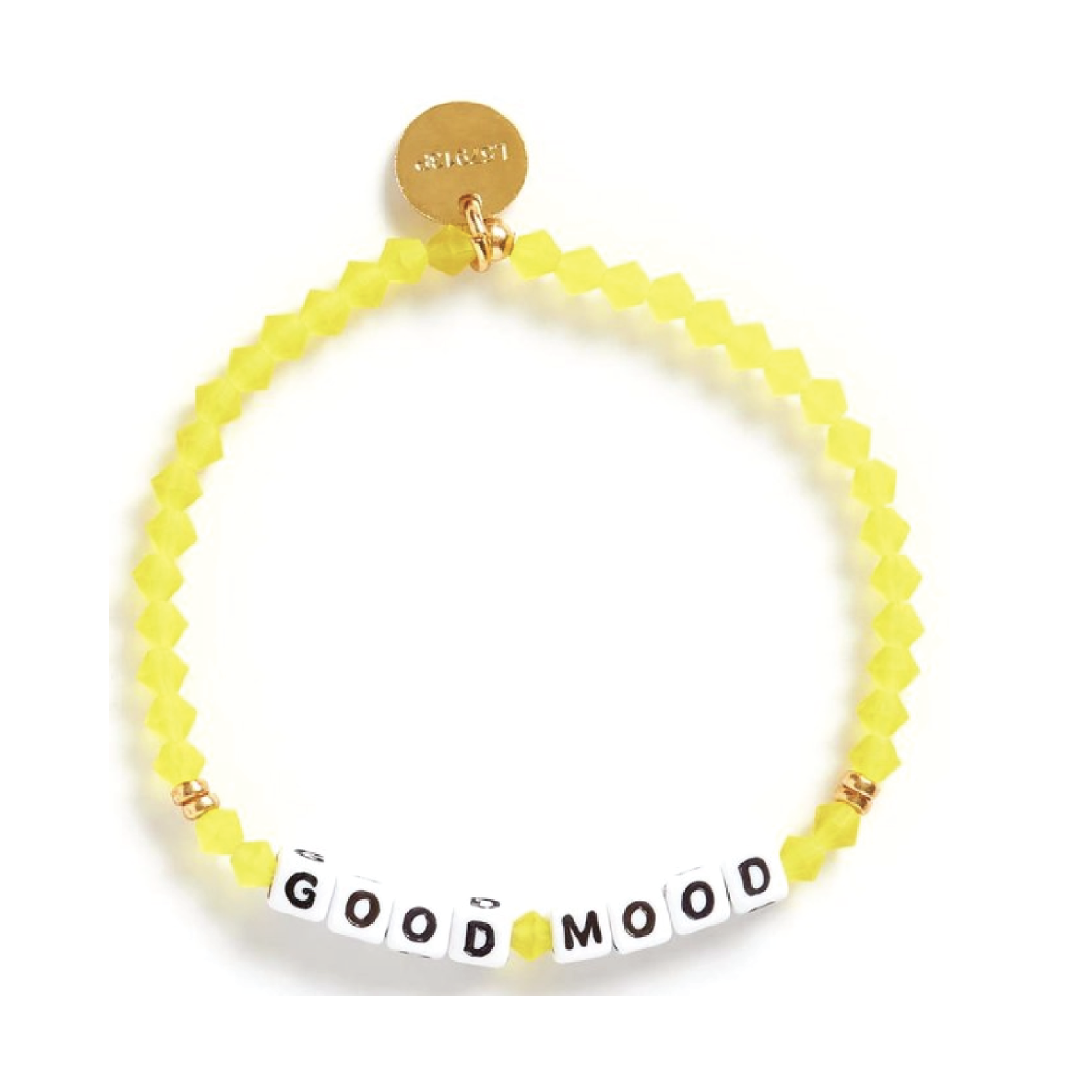Ban.do x The Little Words Project Good Mood Bracelet - $18 on Ban.doAnother gift that promotes happiness and fun, this bracelet hopes to inspire adventure, enthusiasm, and optimism.