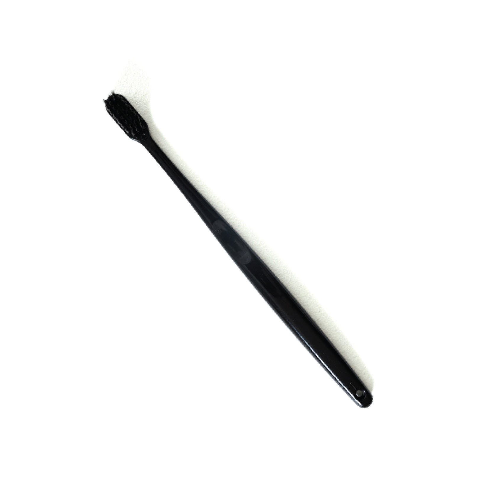 Morihata Binchotan Charcoal Standard Toothbrush - $8 on GoopCharcoal has been found to have a natural detoxifying and whitening effect on teeth. This is a great stocking stuffer for someone who loves to try out new trends!