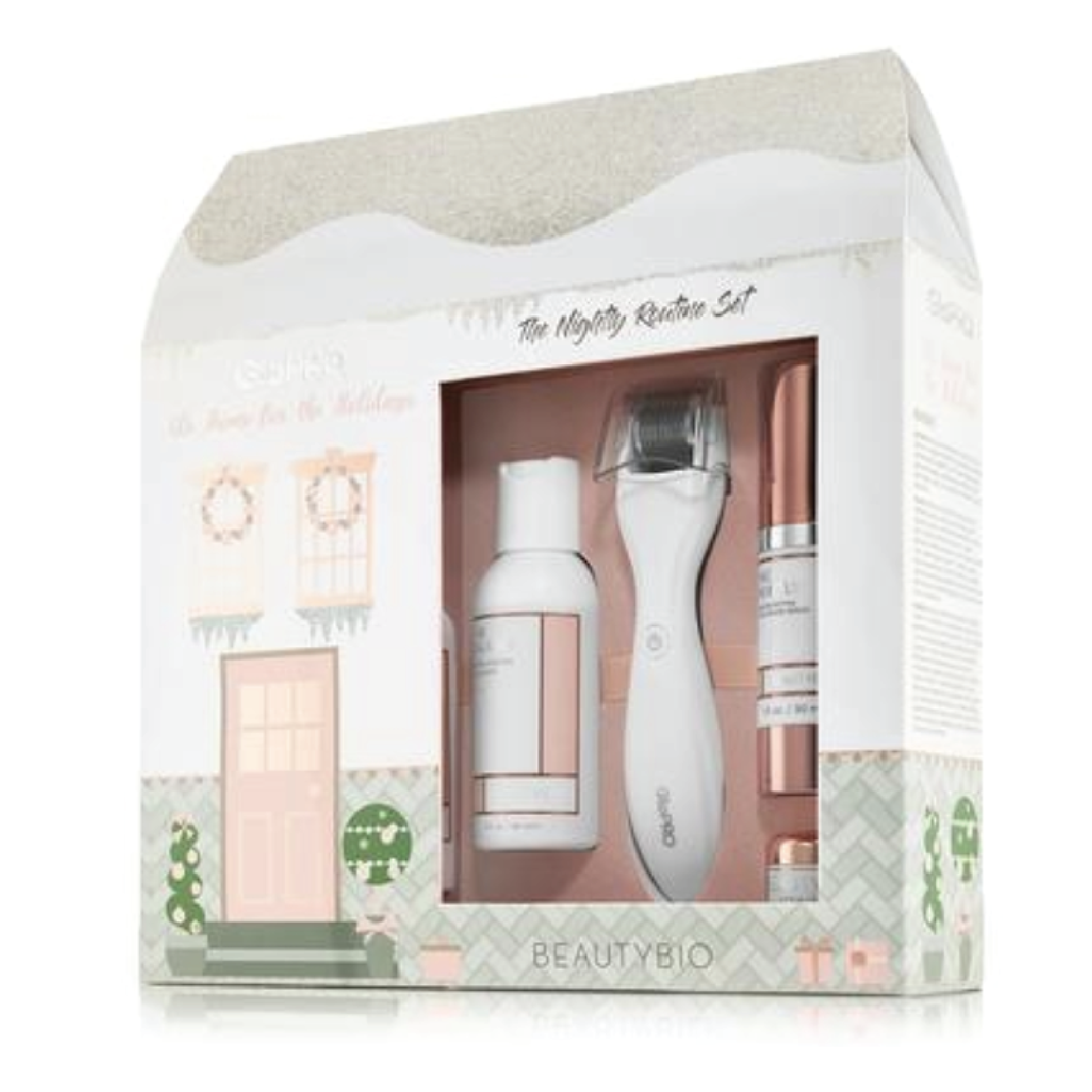 Beauty Bio Nightly Routine Set - $249 at Beauty BioThis is the perfect luxe gift for someone who loves skincare and is a pro at it. Microneedling can cost so much money to get done at a spa regularly, and this kit is an amazing way to get it done at home.