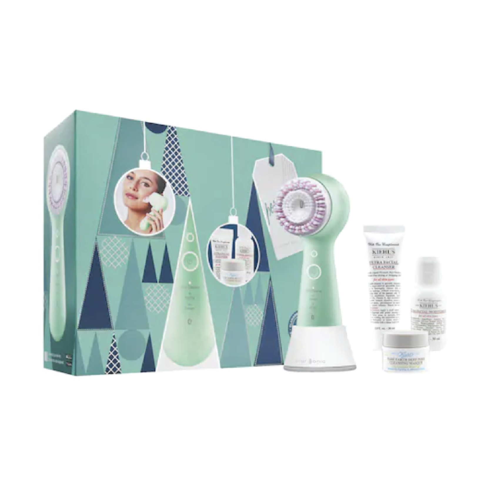 Clarisonic Poreless Skin Holiday Gift Set - $199 at SephoraThis is a perfect gift for men or women. Clarisonic will work wonders on your skin and Kiehl's is the perfect unisex brand to pair with it.